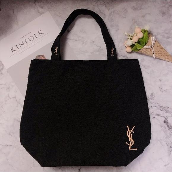 5ab146c7811f1 Yves Saint Laurent Bags | Ysl Beaute Vip Gift Large Tote Bag | Poshmark